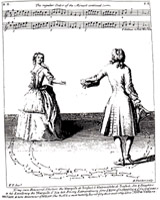 Baroque dancing